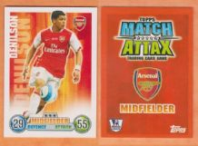 Arsenal Denilson Brazil